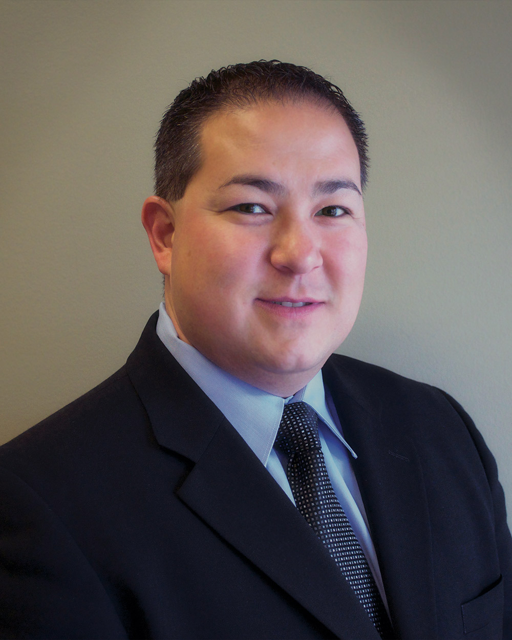 Headshot of President and CEO Michael Marino